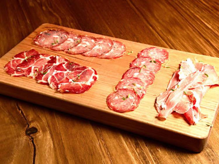 Meatball and Wine Bar: Richmond