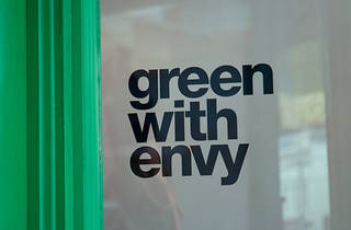 Green With Envy: South Yarra