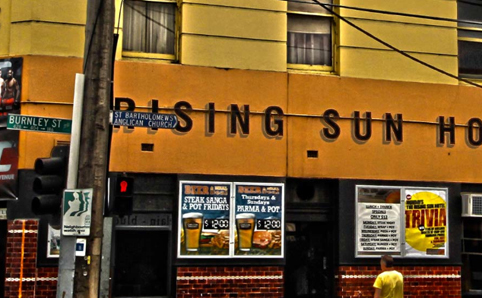 The Rising Sun Hotel: Richmond