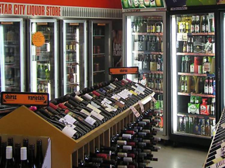 Star City Liquor Store