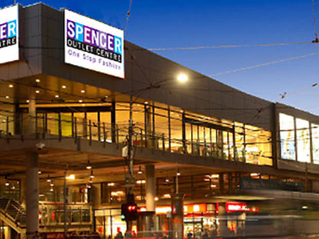 Spencer Outlet Centre