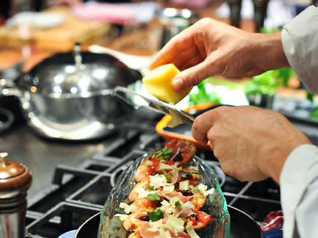 Trupp Cooking School