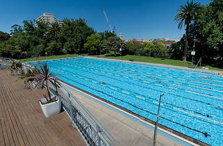 Prahran Aquatic Centre