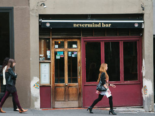 Nevermind Bar