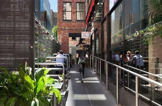Café Vue: Little Collins Street