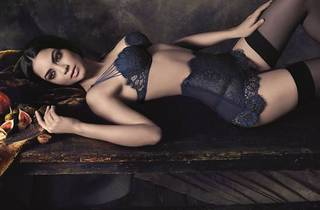 im Lingerie: Crown Casino
