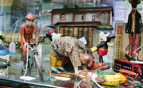 Antique Toy World