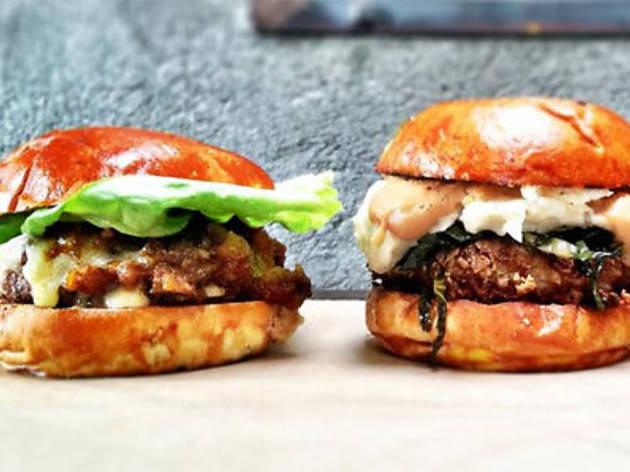 Brunswick Burger Buzz