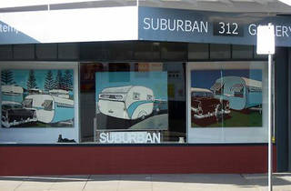 Suburban 312 Contemporary Art Gallery