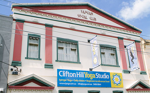 Clifton Hill Yoga Studio