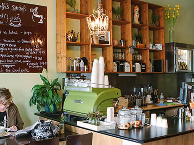 Down To Earth Coffee and Tea House