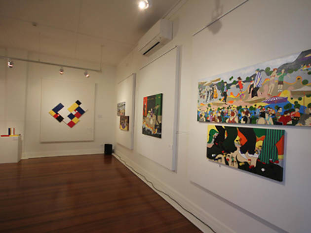 Bundoora Homestead Arts Centre