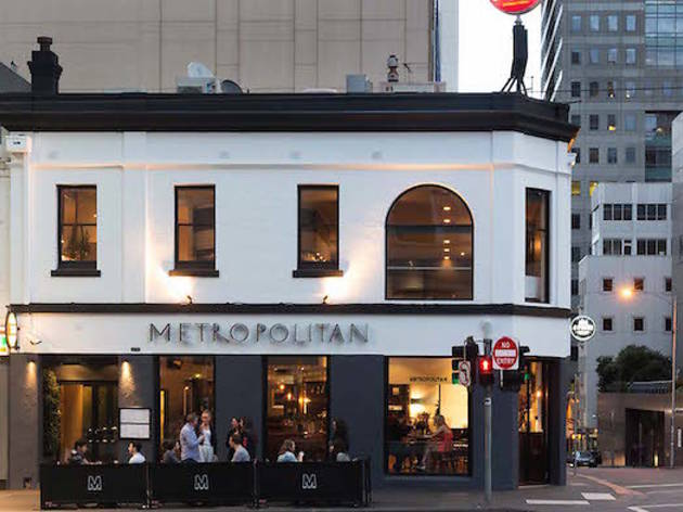 The Metropolitan Hotel: Melbourne