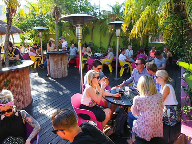 Palmz Rooftop Bar