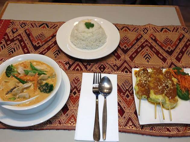 Green Pepper Thai