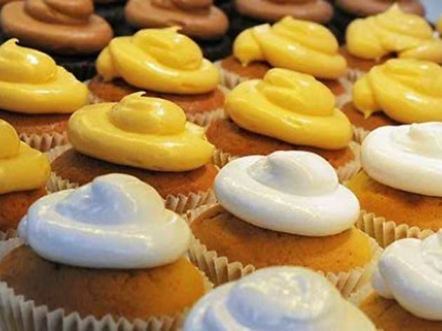 Joy Cupcakes