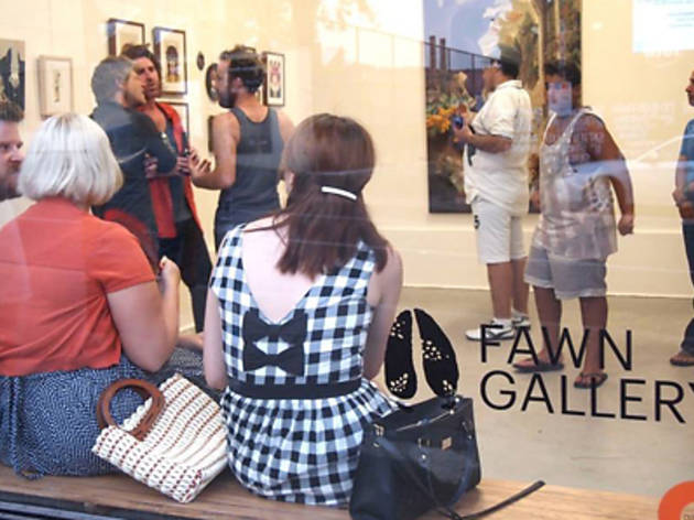 Fawn Gallery