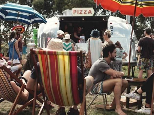 Happy Camper Pizza