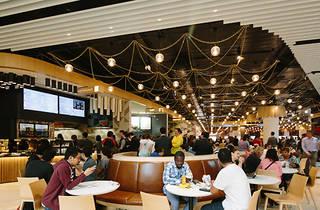 Café Court: Emporium Melbourne
