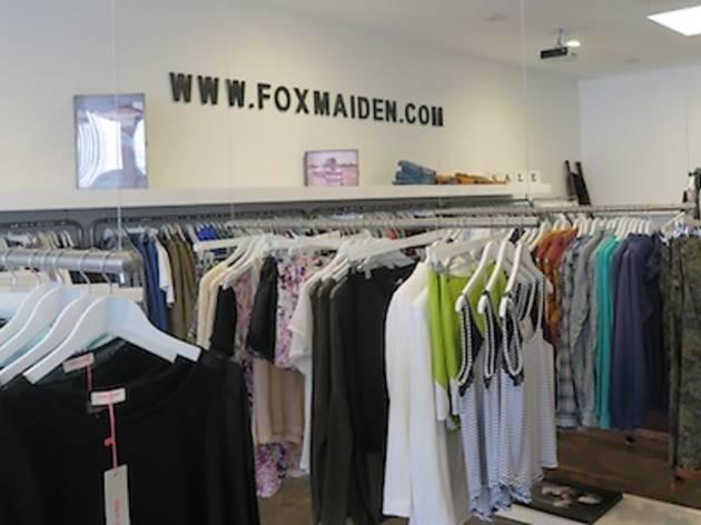 Fox Maiden