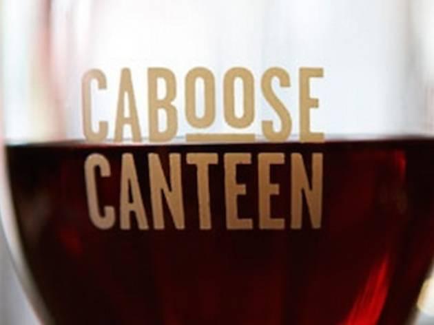 Caboose Canteen
