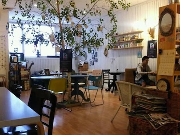Giraffe Café