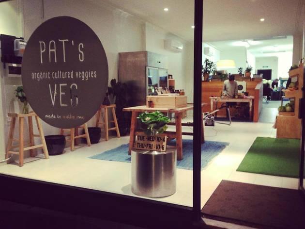 Pat's Veg