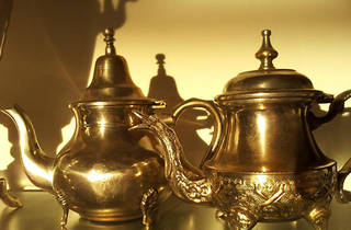 Travelling Samovar Tea House