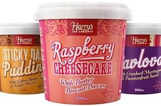 Harry's Ice Cream Factory