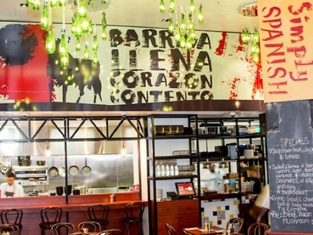 Simply Spanish: South Melbourne