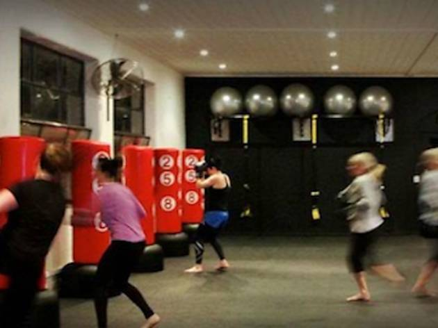 Kick PT Physical Training