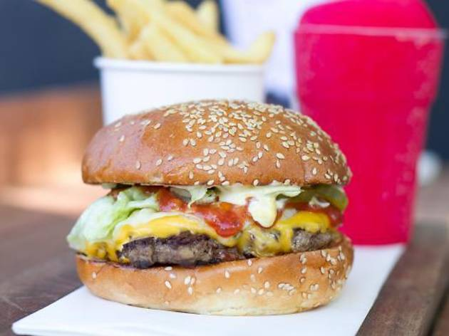 Prepare for the battle with some of Melbourne's best burgers