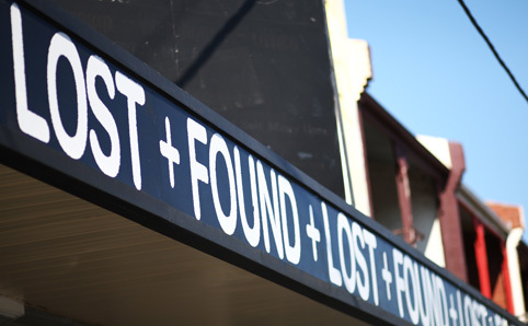 Dig for treasure at Lost and Found market