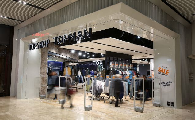 Topshop and Topman