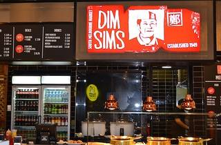 South Melbourne Market Dim Sims: Emporium Melbourne