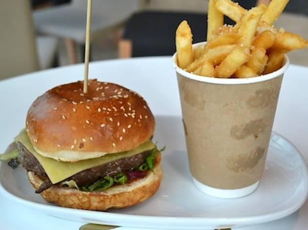 Charlie & Co Burgers: Emporium Melbourne