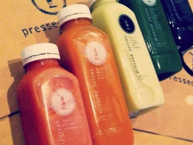 Pressed Juices: South Yarra