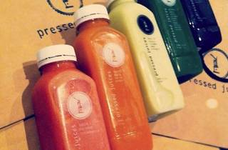 Pressed Juices: Collins St