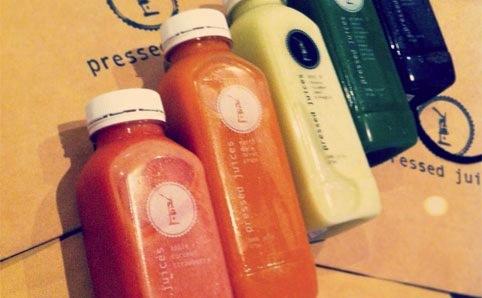 Pressed Juices: Collins St