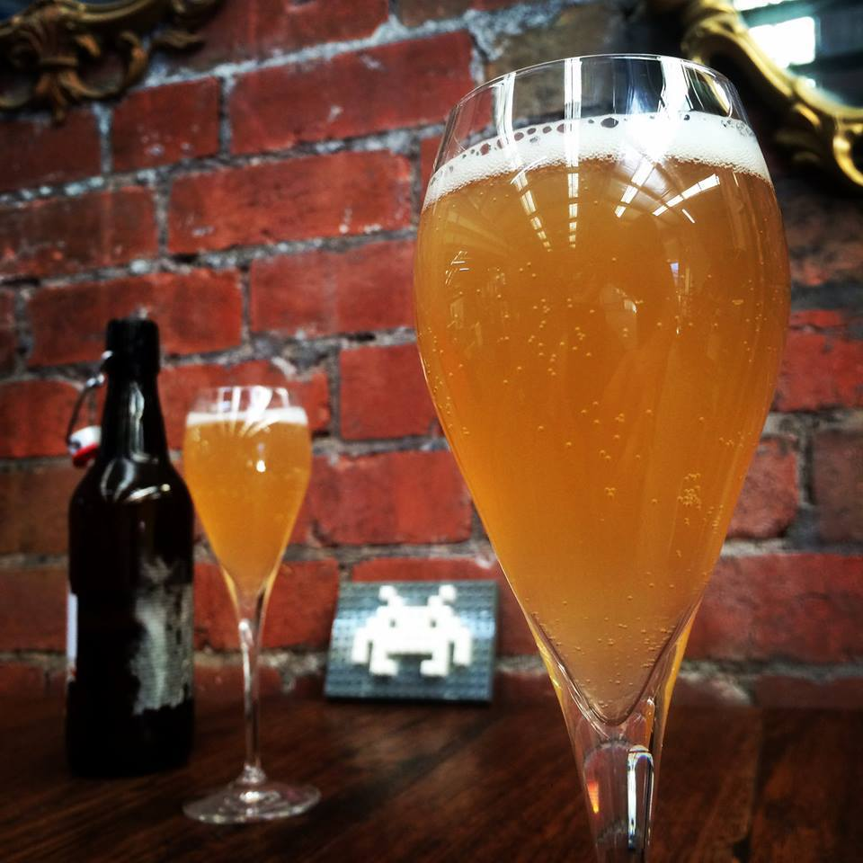 Boneyard Brewery and beer garden