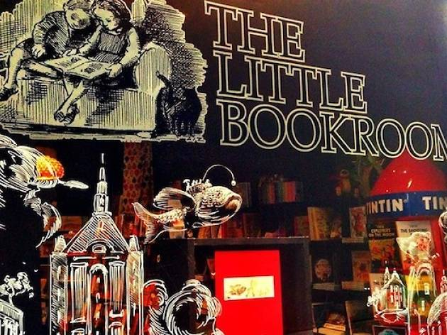 The Little Bookroom (Carlton)