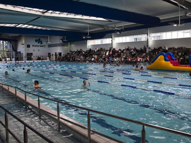WaterMarc Aquatic and Leisure Centre