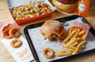 Mr Burger: Fitzroy