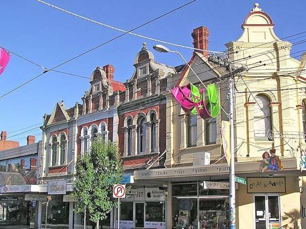 Around Elsternwick