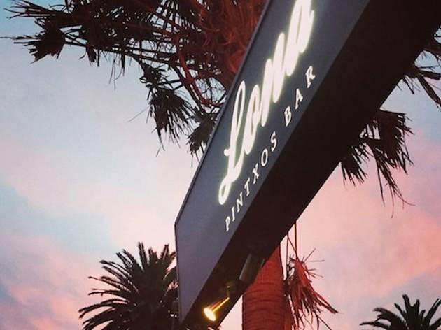 Lona Pintxos Bar St Kilda