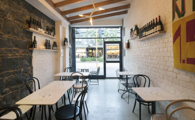 Best Wine Bar: Bar Clarine