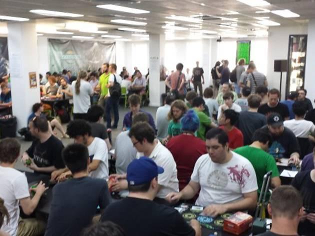 Games Laboratory