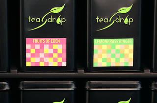 Tea Drop: South Melbourne Market