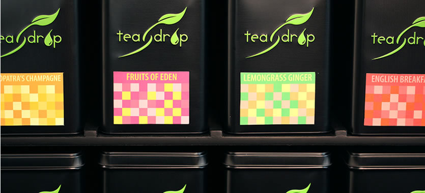 Tea Drop: South Melbourne Market