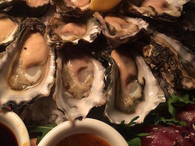 Richmond Oysters